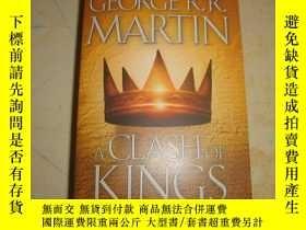 二手書博民逛書店A罕見Clash of Kings: Book Two of A