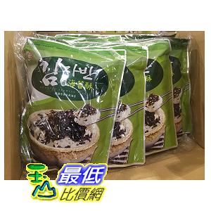 [COSCO代購] C213492 韓味不二海苔酥 80公克 * 4袋
