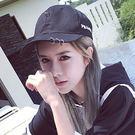 棒球帽/鴨舌帽 金屬環 嘻哈 萌 遮陽帽 棒球帽【QI8516】 icoca  09/01