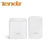 Tenda 騰達 nova MW5 Mesh全覆蓋無線網狀插牆式路由器組(2入)【原價4490↘省991】