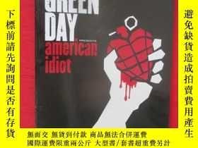 二手書博民逛書店American罕見Idiot: Piano Vocal Cho