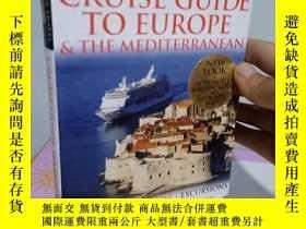 二手書博民逛書店實物拍照;DK罕見EYEWITNESS TRAVEL CRUISE GUIDE TO EUROPEY15389