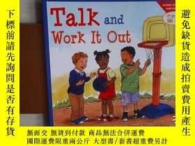 二手書博民逛書店Talk罕見and work it outY22725