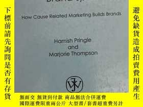 二手書博民逛書店Brand罕見Spirit: How Cause Related