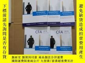 二手書博民逛書店《CFA罕見Exam prep 2018版Level2 book