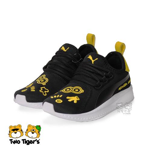 Puma Minions TSUGI Apex AC Inf 小小兵 休閒鞋 小童鞋 NO.R3056