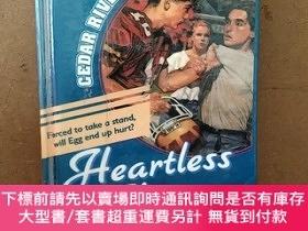 二手書博民逛書店Heartless罕見Hero (Cedar River Daydreams #25)Y269331 Judy