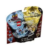 LEGO樂高 Ninjago忍者系列 旋風忍術 赤蘭和吳大師_LG70663