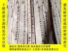 二手書博民逛書店罕見民國劉氏族譜卷三世系一冊Y179505 湖南