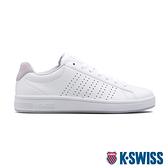 K-SWISS Court Casper時尚運動鞋-女-白/粉紫