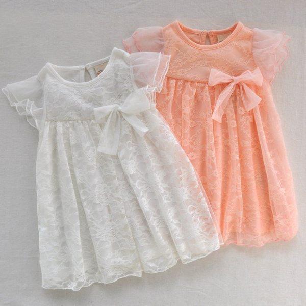 韓版《粉嫩紗裙款》長版上衣 洋裝