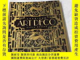 二手書博民逛書店American罕見Art Deco: Architecture