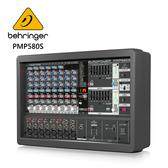 BEHRINGER PMP580S專業10通道箱型功率混音器(帶有Klark Teknik Multi-FX處理器、壓縮機、FBQ反饋檢測系統)
