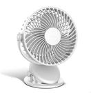 小風扇小型學生宿舍便攜式迷你可充電usb夾式靜音隨身手持充電式小電風扇 依凡卡時尚