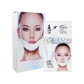 韓國 Dr.Band 2步驟緊顏安瓶V臉拉提面膜(10片)盒裝【小三美日】