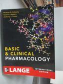【書寶二手書T8/大學理工醫_ZEM】Basic and Clinical Pharmacology_Bertram G