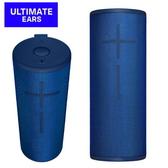 【Logitech 羅技】UE MEGABOOM3 藍芽音箱 / 湖水藍 【加碼贈USB風扇】