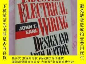 二手書博民逛書店Industrial罕見Electrical wiring de
