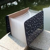 大容量風琴包學生試捲夾資料袋文件包票據收納袋檔案袋文件夾多層