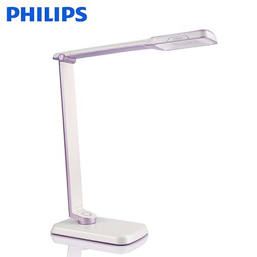 【現貨供應中】[PHILIPS 飛利浦]Spade Plus 晶彥LED檯燈-紫 71663