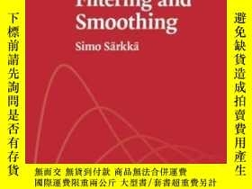 二手書博民逛書店Bayesian罕見Filtering And SmoothingY364682 Simo Sarkka Ca