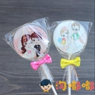 棒棒糖包裝紙扎絲模具套裝透明卡通蝴蝶結包裝【淘嘟嘟】