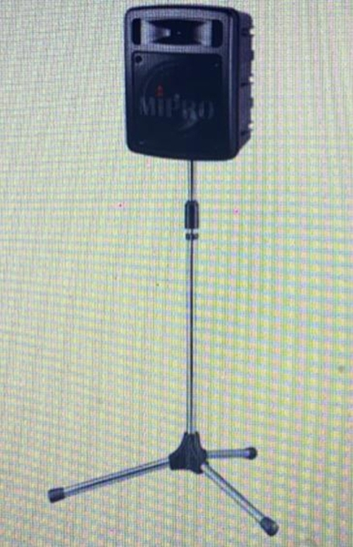 [COSCO代購] W131312 MIPRO 無線擴音機腳架 MS-30 (適用麥克風)