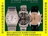 二手書博民逛書店【罕見】Rolex Wristwatches:An Unauth