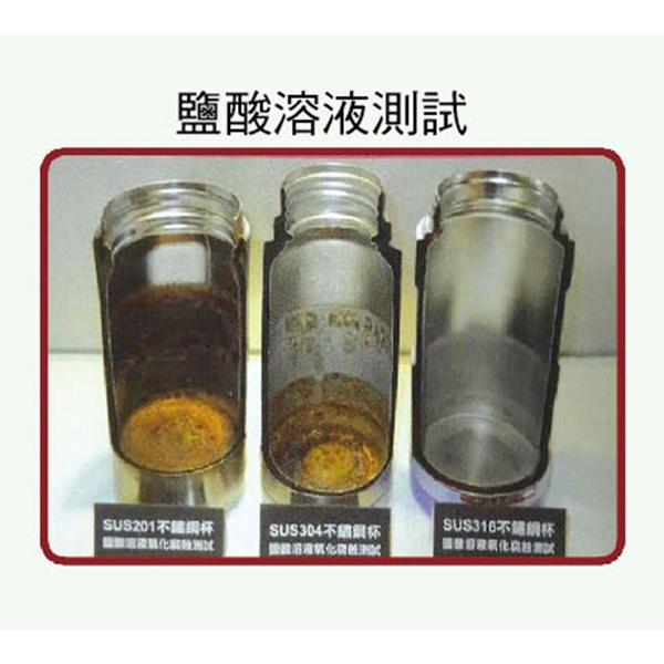 飪我行 316不鏽鋼保溫保冷魔法瓶520ml CI-540A