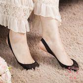 (低價促銷)短襪船襪女夏季超淺口高跟鞋不掉跟吊帶襪隱形硅膠防滑單鞋短冰絲襪子