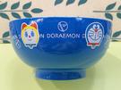 【震撼精品百貨】Doraemon_哆啦A夢~哆啦A夢日本塑膠碗/美耐皿碗-藍小叮嚀#01181
