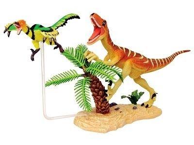 【4D Master】26801 立體拼組模型 恐龍系列 暴龍vs始祖鳥 Hungry Raptor