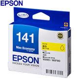 EPSON 原廠墨水匣T141450黃