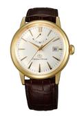 [Y21潮流精品] 新款!ORIENT STAR 東方之星 CLASSIC系列 經典動力儲存機械錶 皮帶款 金色SEL05001S