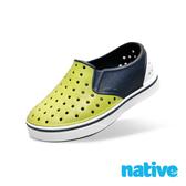 native  MILES 小邁斯鞋 小童鞋-海軍藍x螢光綠
