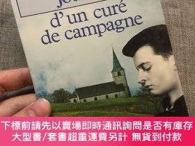 二手書博民逛書店Journal罕見d un curé cure de campagne (Le Livre de poche)