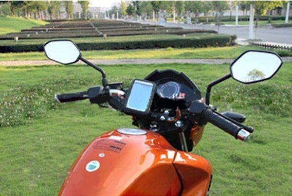 oppo r9s yamaha triumph gps哈特佛山葉馬車機車導航腳踏車導航摩托車導航平衡端子平衡桿車架手機架