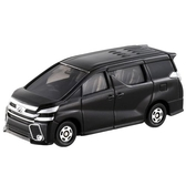 TOMICA 多美小汽車NO.084 豐田Vellfire 黑色