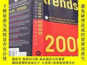 二手書博民逛書店trends罕見2000Y11966 HOW TO PREPAR
