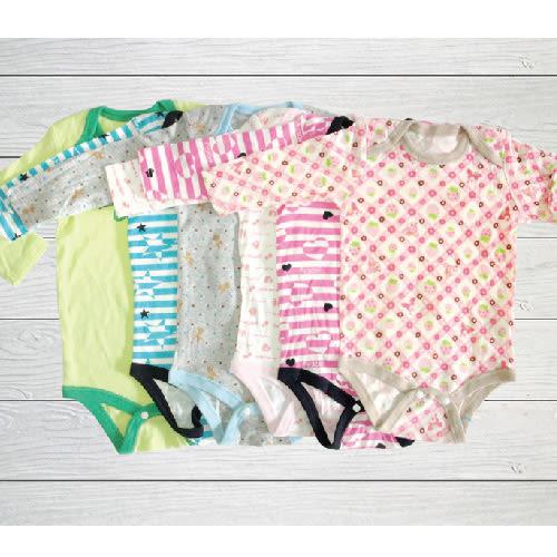 長袖 純棉 包屁衣 【GE0002】日本 連身衣 兔裝 (新生兒 紗布衣) 嬰兒用品 寶寶