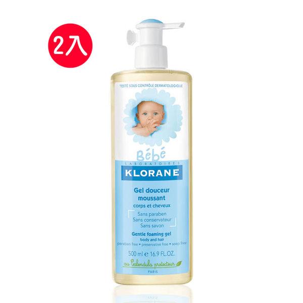 蔻蘿蘭寶寶 寶寶洗髮沐浴精 500ml 第二件六折組合【德芳保健藥妝】