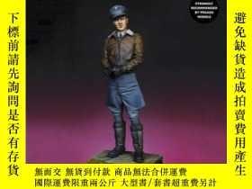 二手書博民逛書店Scale罕見Model Handbook: Figure modelling 12-比例模型手冊:圖形建模12奇