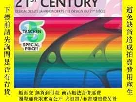 二手書博民逛書店Designing罕見The 21st Century-設計21世紀Y436638 Charlotte Fie