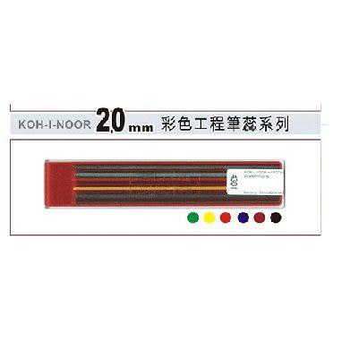 AP 2.0彩色工程筆心(混色)