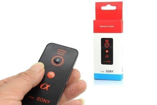 攝彩@Sony紅外線遙控器 A55 A57 A65 A77 NEX-5 NEX-6 A7 A6000 無線-21106