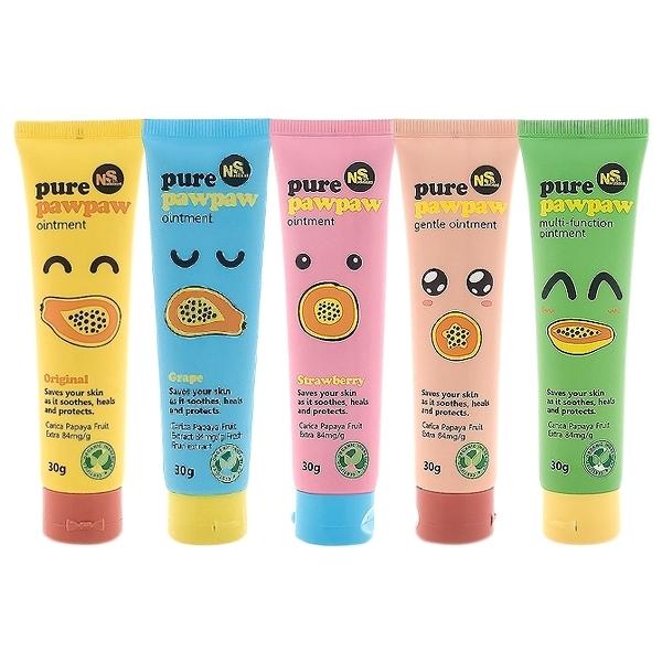 澳洲 Skin Nutrient 澳肌萊 木瓜霜(30g) 款式可選【小三美日】$99