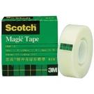 【奇奇文具】3M Scotch 810-3/4 隱形膠帶 19mm×32.9m