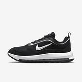 Nike Air Max Ap [CU4826-002] 男鞋 運動 休閒 氣墊 舒適 透氣 緩震 皮革 穿搭 黑 白