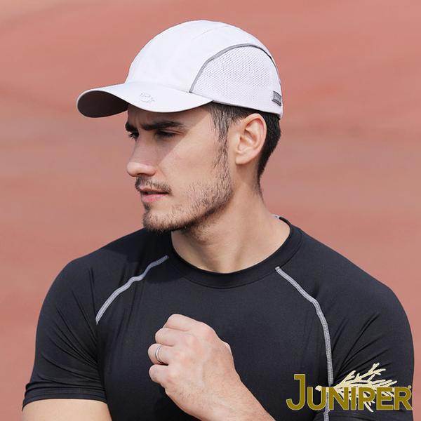 透氣棒球帽-抗UV超輕薄透氣運動帽J7580 JUNIPER