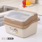 現貨  碗櫃塑膠廚房瀝水碗架帶蓋碗筷餐具收納盒放碗碟架瀝水碗盤置物架【米娜小鋪】 YTL